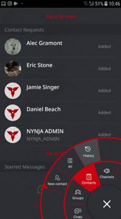 How Do I Make Calls with Nynja?
